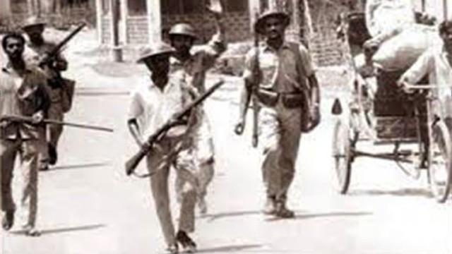 মুক্তিযুদ্ধে পুলিশ ছবিসূত্র : noakhali.police.gov.bd