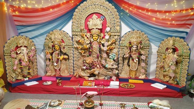 জার্মানিতে পালিত হচ্ছে শারদীয় দূর্গোৎসব